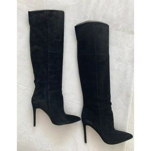 Aldo Suede Knee High Boots 💕🍂